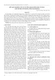 Kết quả nghiên cứu và tuyển chọn giống đậu tương cho huyện Yên Định, tỉnh Thanh Hóa