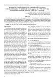 Đa dạng di truyền tài nguyên chi Việt quất (Vaccinium), chi Mâm xôi (Rubus), chi Thạch nam (Agapetes) tại Vườn Quốc gia Ba Bể và Khu Bảo tồn Phia Oắc - Phia Đén, Cao Bằng