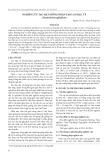Nghiên cứu tạo hạt giống nhân tạo lan Hạc vỹ (Dendrobium aphyllum
