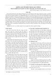Những chuyển biến trong quá trình phát triển sản xuất và tiêu thụ rau an toàn Lào Cai