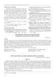Kết quả đánh giá, khảo nghiệm giống lúa DMV58