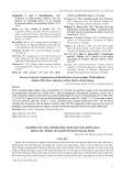 Nghiên cứu quá trình rấm chín quả sầu riêng Ri 6 bằng tác động của khí ethylen ngoại sinh