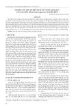 Nghiên cứu một số biện pháp kỹ thuật chăm sóc lan Đai Châu (Rhynchostylis gigantea) tại Điện Biên