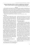 Khảo sát một số đặc điểm của chủng xạ khuẩn HT1 có khả năng kháng vi khuẩn Streptococcus agalactiae gây bệnh trên cá rô phi