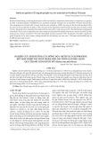 Nghiên cứu ảnh hưởng của nồng độ 1-methylcyclopropene kết hợp nhiệt độ thấp nhằm kéo dài thời gian bảo quản quả Thanh long ruột đỏ (Hylocereus polyrhizus)