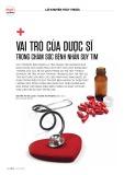 Vai trò của dược sĩ trong chăm sóc bệnh nhân suy tim