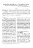 Ảnh hưởng của các phương pháp xử lý rơm lên phát thải khí CH4 và năng suất lúa trên đất phù sa tại Thới Lai, Cần Thơ