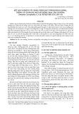 Kết quả nghiên cứu hoàn thiện quy trình nhân giống, trồng và chăm sóc một số giống hoa cẩm chướng (Dianthus caryophyllus L.) tại huyện Bắc Hà, Lào Cai