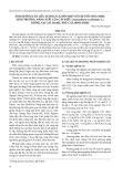 Ảnh hưởng của liều lượng N, K đến một số chỉ tiêu hóa sinh, sinh trưởng, năng suất của cây điều (Anacardium occidentale L.) trồng tại Cát Hanh, Phù Cát, Bình Định