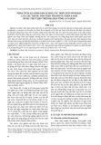 Phân tích so sánh hàm lượng các hợp chất sinh học của cây thuốc dòi thân tím đỏ và thân xanh được thu thập trên địa bàn tỉnh An Giang
