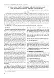 Sử dụng đồng vị bền 15N xác định hiệu lực phân bón đạm cho cải bắp (Brassica oleracea) trên đất xám và phù sa