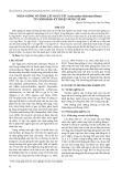 Nhân giống vô tính cây Ngưu tất (Achyranthes bidentata Blume) từ chồi bằng kỹ thuật nuôi cấy mô