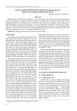 Tạo các dòng biến dị hoa chuông (Gloxinia speciosa) bằng tia gamma nguồn Cobalt 60