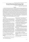 Kết quả nghiên cứu đặc điểm hình thái, giải phẫu hai loài cây thuốc Khúc khắc và Thổ phục linh