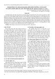 Ảnh hưởng của Hexaconazole đến sinh trưởng, năng suất và chất lượng khoai lang tím Nhật HL491 (Ipomoea batatas (L.) Lam.)