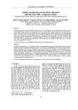 Nghiên cứu phổ tổng trở của chuyển tiếp dị thể giữa dây nano SnO2 và ống nano carbon