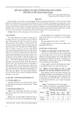 Kết quả nghiên cứu một số biện pháp nhân giống Thổ phục linh (Similax glabra Roxb)