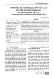 Tư tưởng Hồ Chí Minh qua bản yêu sách gửi đến Hội nghị Versailles và Việt Nam yêu cầu ca