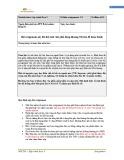 Bài thực hành Lập trình Java 3 - Bài Assignment