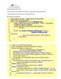 Bài thực hành Lập trình Java 4 - Bài 2