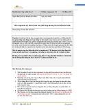 Bài thực hành Lập trình Java 4 - Bài Assignment
