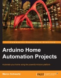 Automation arduino home projects
