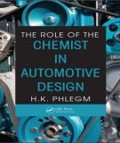 Automotive design and the role of the chemist: Part 1