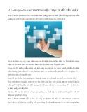 Quản trị thương hiệu: 5 cách quảng cáo thương hiệu trực tuyến tốt nhất