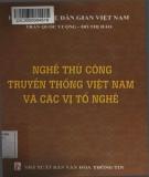 Các vị tổ nghề trong nghề thủ công truyền thống Việt Nam: Phần 2