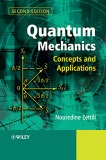 Quantum mechanical theory (Second edition)