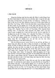 Tóm tắt Luận án tiến sĩ Nông nghiệp: Đặc điểm sinh thái tái sinh tự nhiên của Dầu rái (Dipterocarpus alatus Roxb.) dưới tán rừng kín thường xanh ẩm nhiệt đới ở khu vực Tân Phú thuộc tỉnh Đồng Nai
