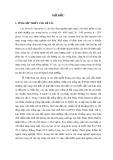 Luận án tiến sĩ Nông nghiệp: Nghiên cứu hiệu quả sử dụng phân hữu cơ với chế phẩm Trichoderma và Pseudomonas cho cây lạc tại Thừa Thiên Huế