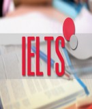 Tổng hợp 100 topics cho IELTS  speaking - Ngoc Bach