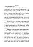 Tóm tắt Luận án tiến sĩ Nông nghiệp: Ảnh hưởng của phân bón đến độ phì nhiêu đất đỏ bazan và năng suất cà phê ở cao nguyên Di Linh, Lâm Đồng