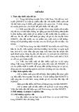 Tóm tắt Luận án tiến sĩ Ngữ văn: Nghiên cứu chữ Nôm và tiếng Việt trong văn bản Nhị độ mai tinh tuyển