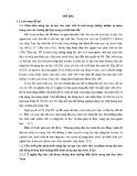 Luận án tiến sĩ Toán học: Phát triển năng lực tự học cho sinh viên sư phạm toán thông qua dạy học nội dung Những tình huống điển hình trong dạy học môn Toán
