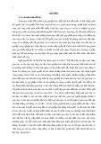 Tóm tắt Luận văn tiến sĩ Báo chí học: Thông tin về giáo dục và đào tạo trên báo in ở Việt Nam