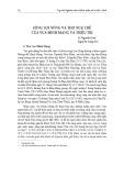 Sông Lợi Nông và thơ Ngự chế của vua Minh Mạng và Thiệu Trị