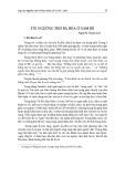 Tín ngưỡng thờ Bà Hỏa ở Nam Bộ