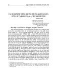 Tái định vị xứ Đàng Trong trong không gian Đông Á và Đông Nam Á, thế kỷ XVI-XVIII