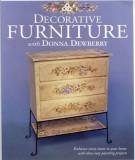Donna Dewberry with Furniture decorative: Part 2