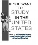 Du học ở Hoa Kỳ - Sẵn sàng lên đường sống và học tập ở Hoa Kỳ: Phần 1