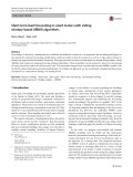 Short-term load forecasting in smart meters with sliding window-based ARIMA algorithms