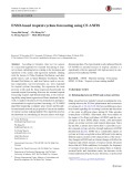 ENSO-based tropical cyclone forecasting using CF-ANFIS