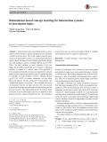 Bisimulation-based concept learning for information systems in description logics