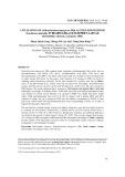Sử dụng sinh khối Schizochytrium mangrovei PQ6 làm thức ăn cho luân trùng trong ương nuôi ấu trùng cá bống bớp (Bostrichthys sinensis, Lacepede, 1881)