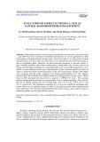 Evaluation of Sterculia foetida L. gum as natural based disintegrating excipient