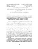 Giới thiệu sơ lược về mô hình lập luận của Toulmin