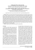 Phân định tiểu vùng khí hậu trong sơ đồ phân vùng khí hậu Việt Nam