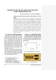 Nghiên cứu và chế tạo thiết bị đo ứng suất đứng trong nền đất yếu